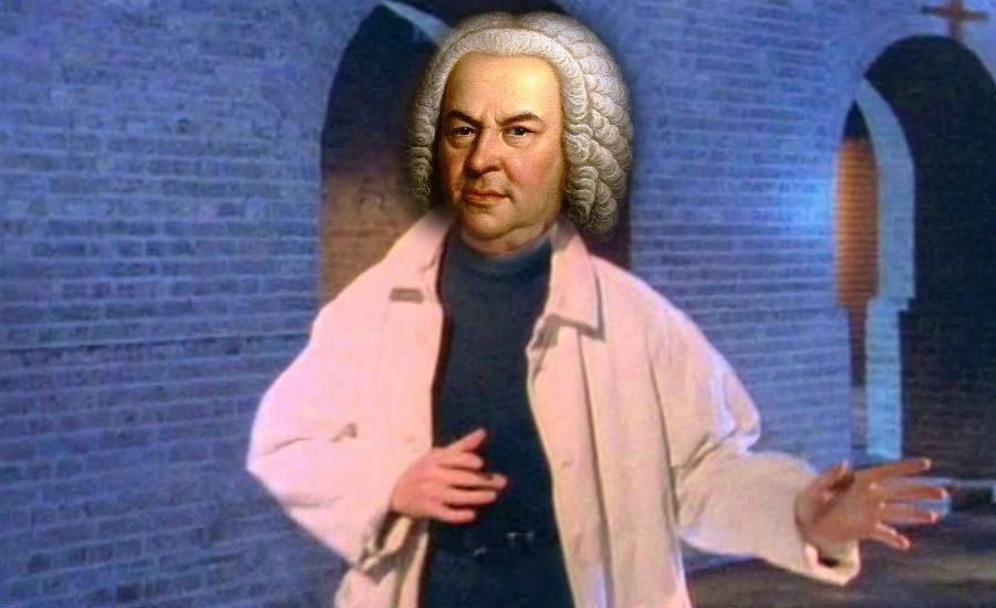 If Bach Wrote Never Gonna Give You Up