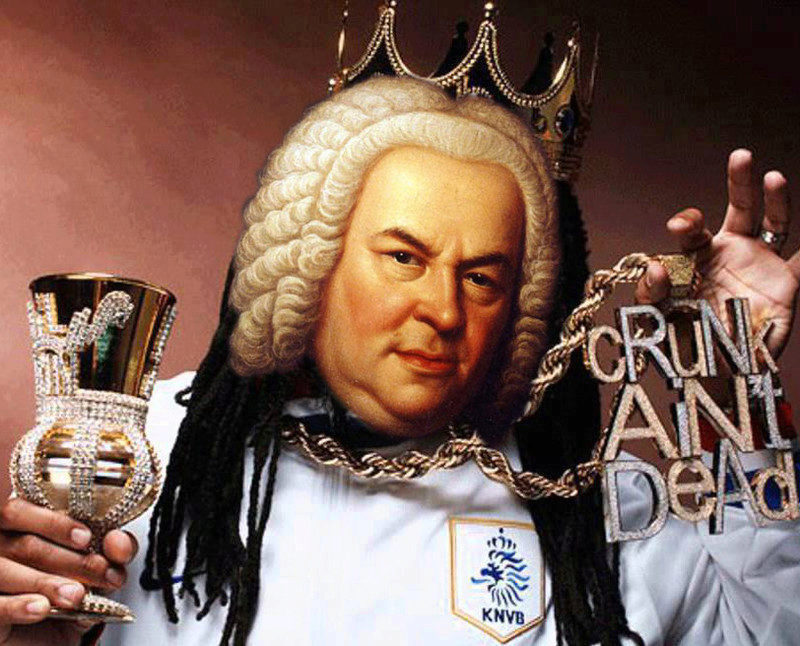 If Bach Wrote Turn Down for What