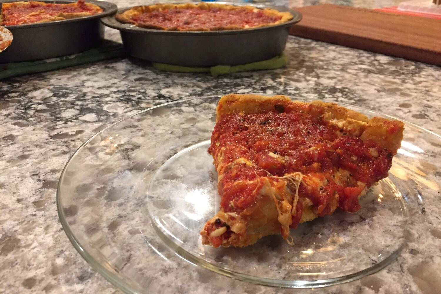 Ginos East Deep Dish Pizza Imitation Recipe